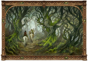 The Old Forest, Soni Alcorn-Hender